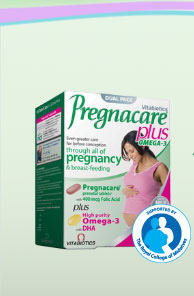 Pregnacare Plus with Omega 3 (2x28)