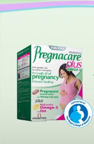 Pregnacare Plus with Omega 3 (2x28)