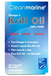 Clear Marine Krill Oil