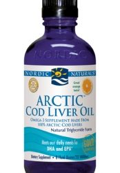Arctic Cod Liver Oil (237ml)
