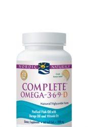 Complete Omega-3.6.9-D (60 softgels)
