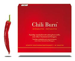 Chili Burn (60 Tablets)
