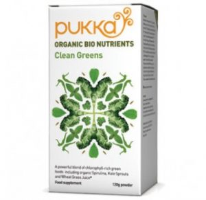 Pukka Clean Greens Powder (120g)