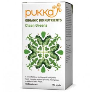 Pukka Clean Greens Powder (120g)