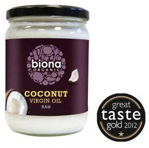 Organic Raw Virgin Coconut Oil (200g)