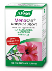 Menosan Menopause Support, Soy isoflavones (60 caps)
