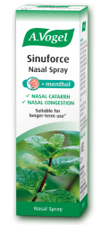 Sinuforce Nasal Spray with menthol (20ml)
