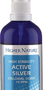 High Stability Active Silver (100mls)