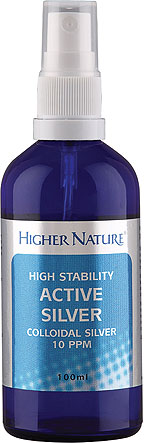 High Stability Active Silver (15mls)