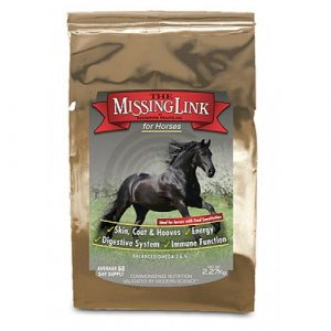 Missing Link - Food Supplement for Horses