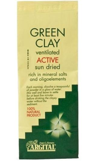 Green Clay 500g (For drinking)