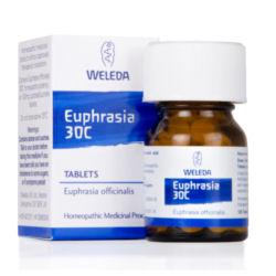 Euphrasia 30C Tablets 125tab