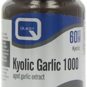 Kyolic Aged Garlic 1000mg (60 Tabs)