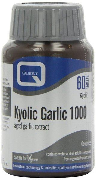 Kyolic Aged Garlic 1000mg (60 Tabs)