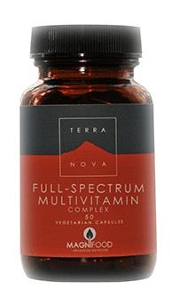 Full Spectrum Multivitamin Complex veg caps