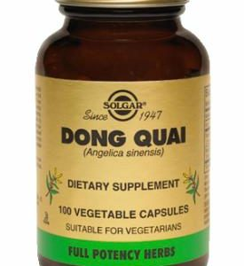 Dong Quai Vegetable Capsules (100)
