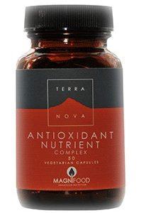 Antioxidant Nutrient Complex Veg Caps