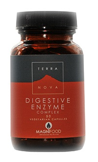 Digestive Enzyme Complex (50 or 100 capsules)