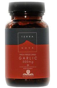 Garlic 500mg (50 caps organic)