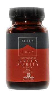 Green Purity Super-Blend Powder 40g