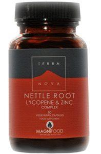 Nettle Root, Lycopene & Zinc Complex (50 caps)