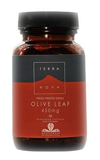 Olive Leaf 450mg (50 caps)