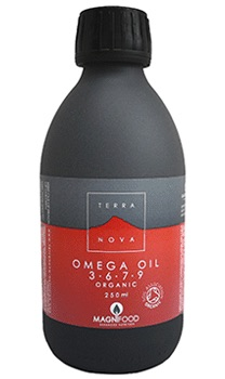 Omega 3-6-7-9 Oil Blend (organic) 250ml