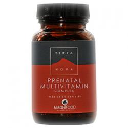 Prenatal Multivitamin Complex (50 caps)