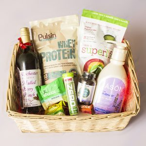Sports and Well Being Hamper