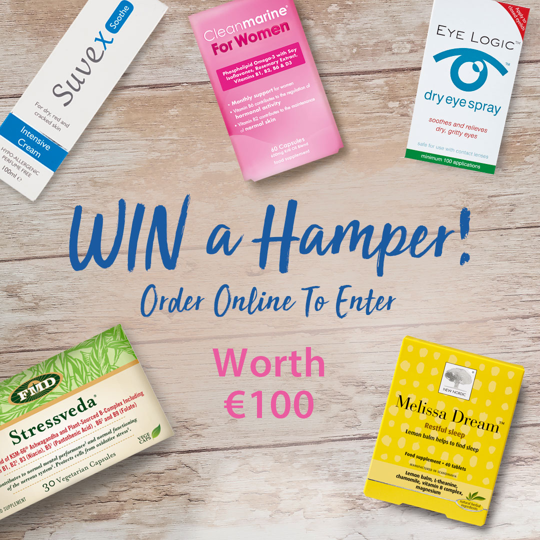 Win a Hamper Worth €100