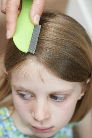 Dealing with Nits naturally – Headlice control