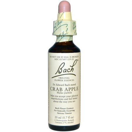 Crab Apple Flower Essence 20ml