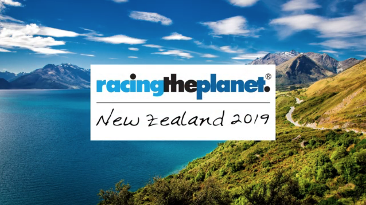 Go for it Mairead! Racing the Planet: New Zealand 2019