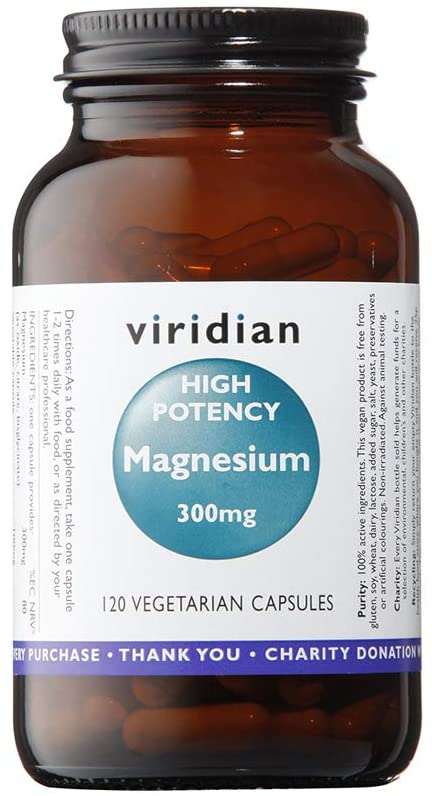 viridian high potency magnesium