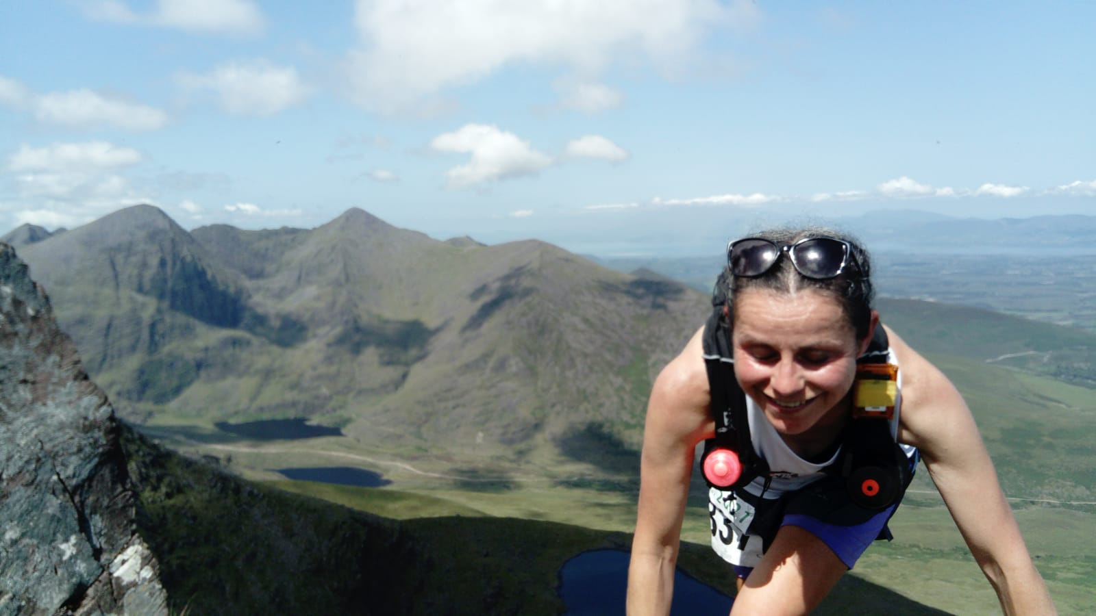 Mairead is Rocking the 2021 Ultra Trail Season