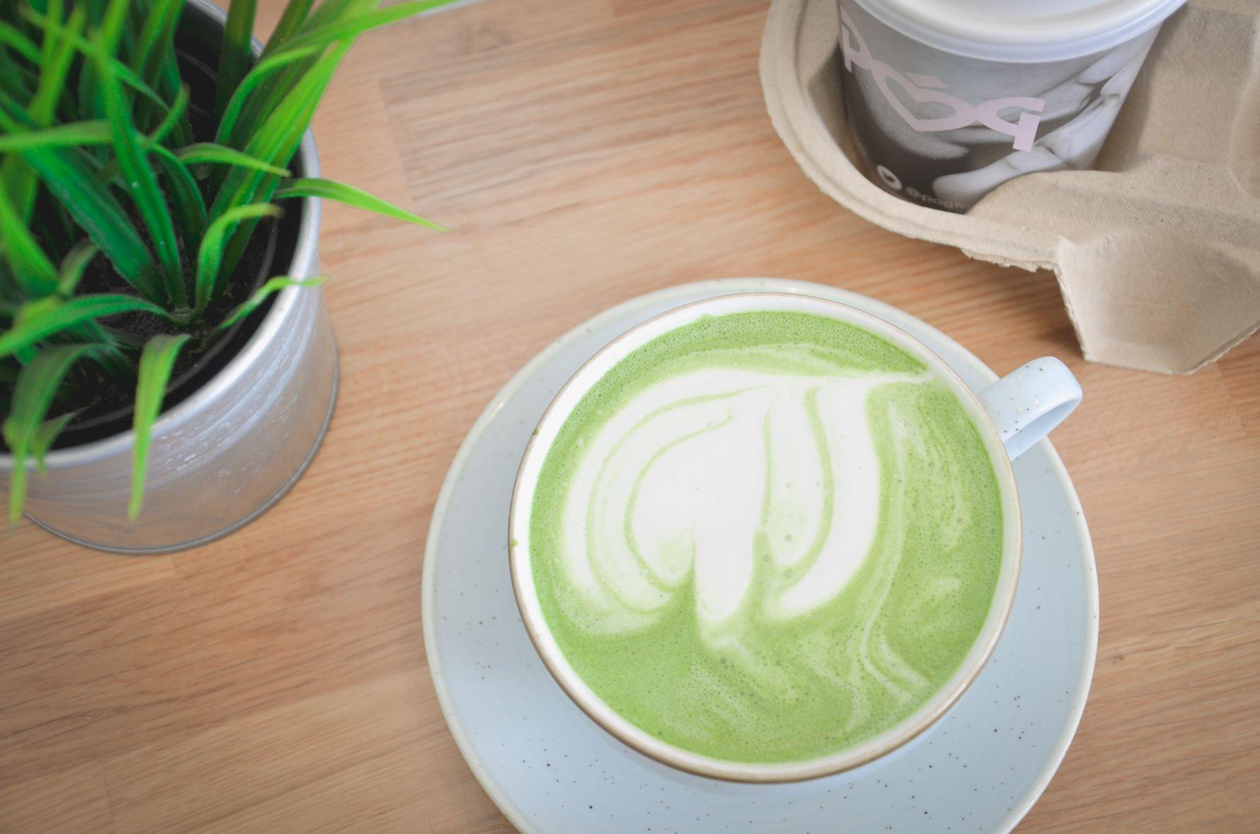 Try Matcha Tea for Energy